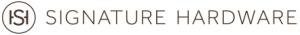 Signature Hardware Coupon & Promo Code 2018