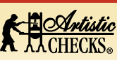 Artistic Checks Coupon & Voucher 2018