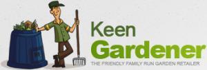 Keen Gardener Discount Code & Voucher 2018