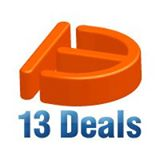 13Deals Coupon & Voucher 2018