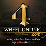 4wheelonline Coupon & Voucher 2018