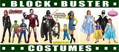 BlockBuster Costumes Coupon & Voucher 2018