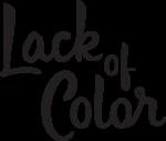 Lack of Color