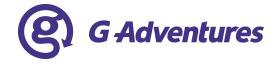 G Adventures Promo Codes