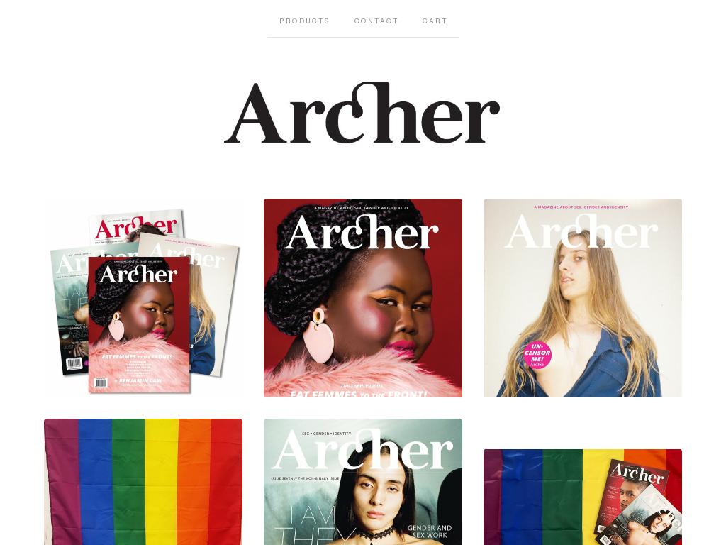 Archer discount codes