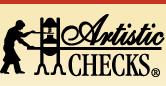 Artistic Checks discount codes