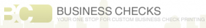 Business Checks discount codes