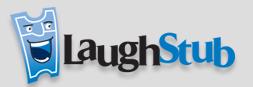 LaughStub discount codes