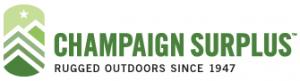 Champaign Surplus discount codes