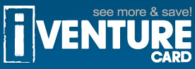 iVenture Card discount codes