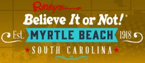 Ripley's Myrtle Beach discount codes