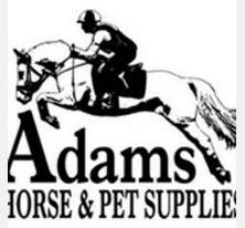 Adams Horse Supply discount codes