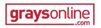 Grays Online discount codes