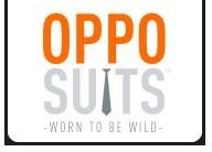 OppoSuits UK discount codes