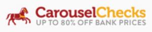 Carousel Checks discount codes