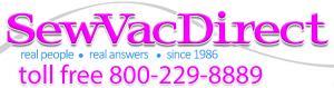Sew Vac Direct discount codes