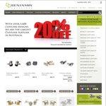 benjamin cufflinks Discount code & Promo code