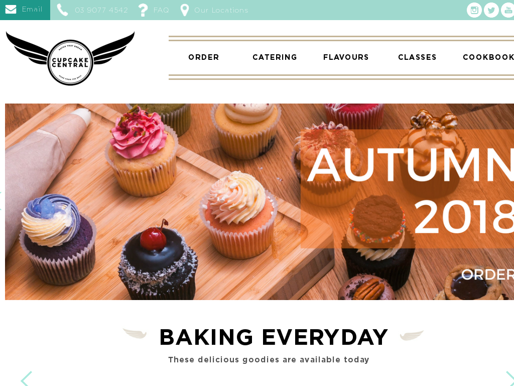 Cupcake Central discount codes