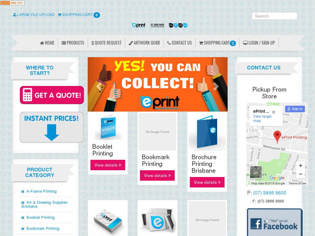 EPrint Online discount codes