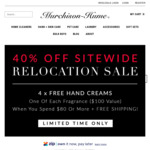 Murchison-Hume discount codes