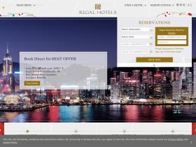 regal hotel discount codes