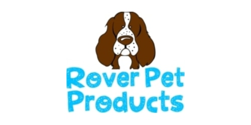 Rover Pet Products discount codes