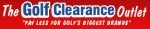 Golf Clearance Outlet discount codes