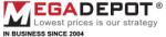 Megadepot discount codes