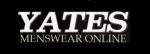 Yates Menswear discount codes