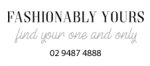 Fashionably Yours discount codes