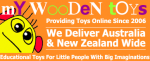 My Wooden Toys discount codes