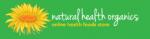Natural Health Organics discount codes