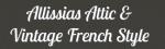 Allissias Attic discount codes
