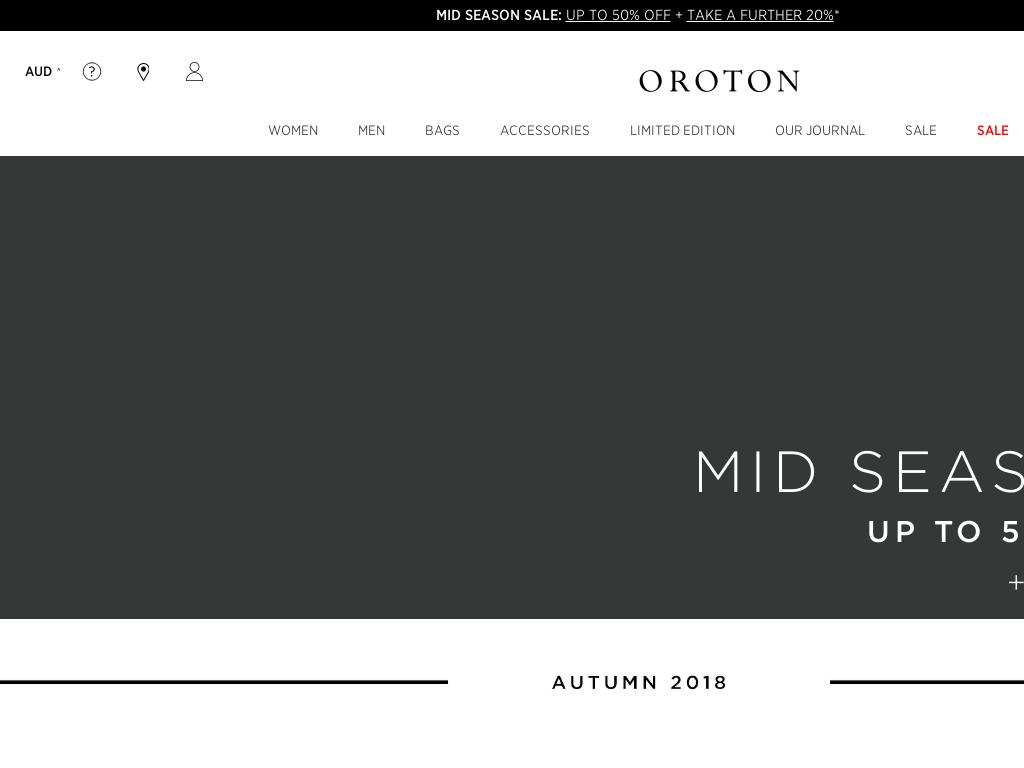 OrotonGroup discount codes