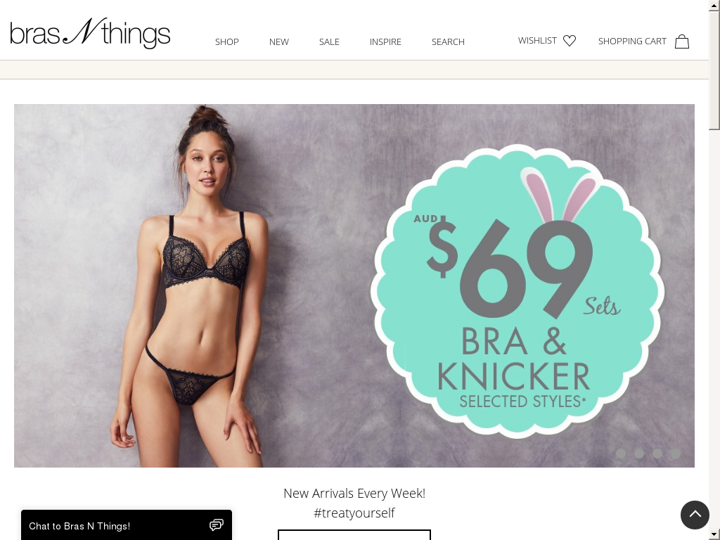 Bras n Things discount codes