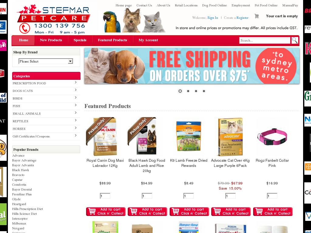 Stefmar discount codes